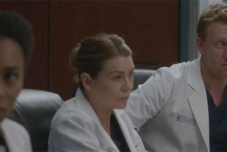 Grey's Anatomy 12×19: It's Alright, Ma (I'm Only Bleeding)