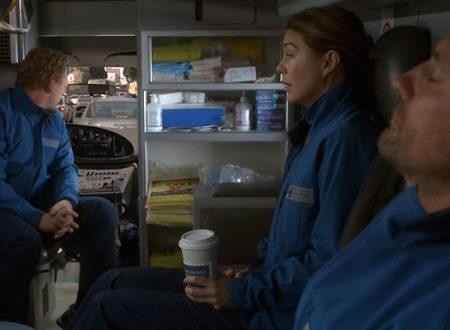 Grey's Anatomy 12×17: I Wear The Face
