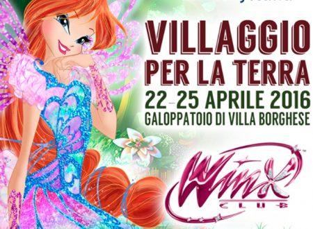 Le Winx portano la loro magia all'Earth Day di Roma