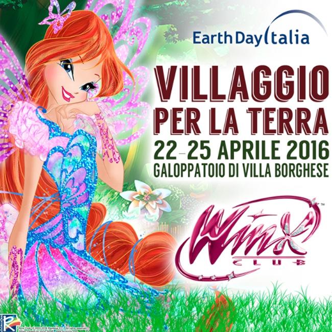 winx earth day
