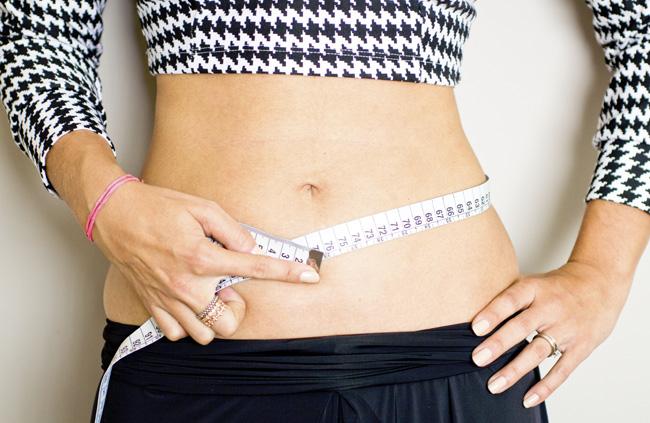 controllo della dieta
