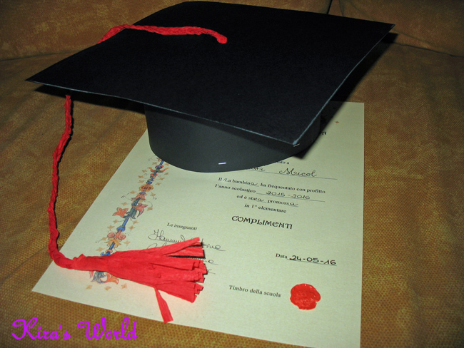 diploma scuola materna