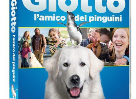 Giotto, l'amico dei pinguini, ci regala un libro giochi