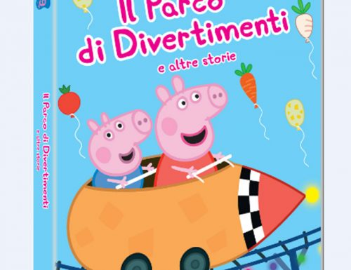 Col nuovo dvd di Peppa Pig in palio 5 weekend a Leolandia