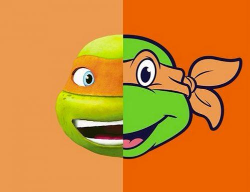 Tartarughe Ninja di ieri e di oggi su Nickelodeon