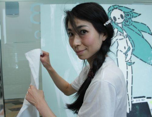 Bambini alla scoperta dell'arte pop con Tomoko Nagao e BNP Paribas Cardif