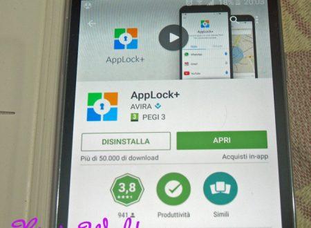 AppLock, l'app per i genitori con figli tecnologici