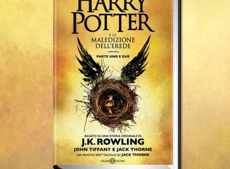 Harry Potter e la maledizione dell'erede: data di uscita