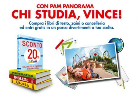 Le iniziative di Pam Panorama per il Back to School