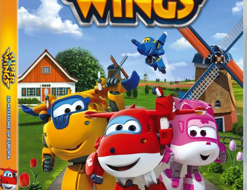 Super Wings e Regal Academy arrivano in home video