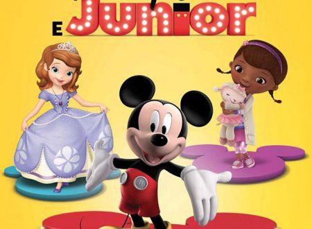 Al cinema con Topolino e Disney Junior a novembre
