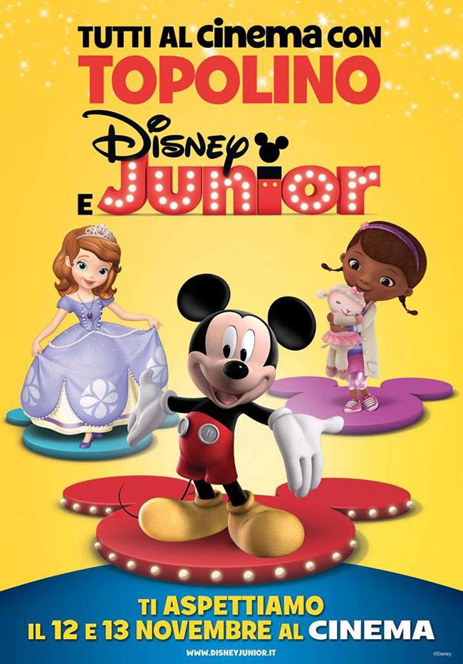 disney junior e topolino