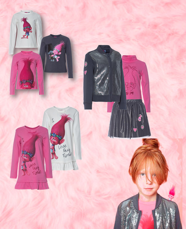 capsule collection trolls