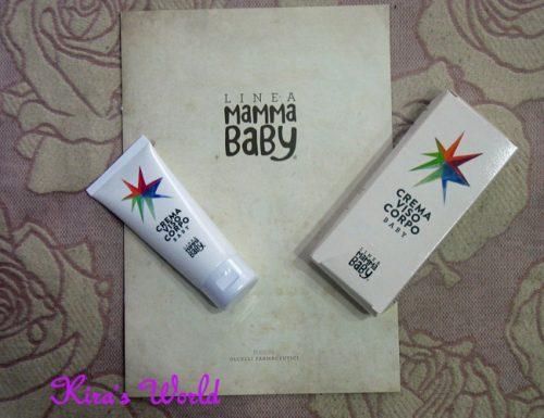Crema Viso Corpo Baby Carlottina, il nuovo prodotto della Linea MammaBaby