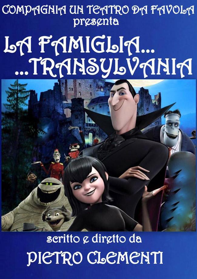 la famiglia transylvania
