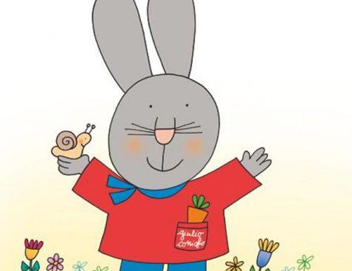 Arriva la serie animata di Giulio Coniglio su Nick Junior