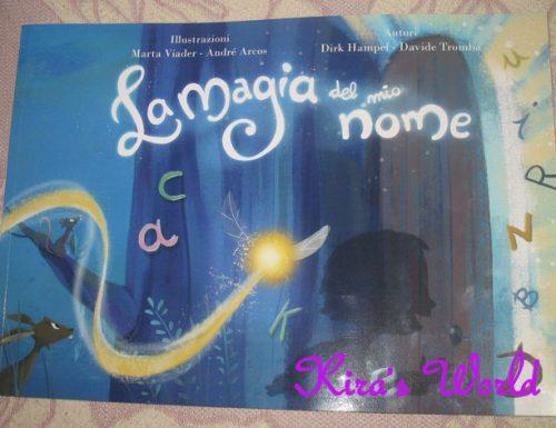 La Magia del mio Nome, un libro personalizzato per bambini