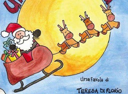 Un Natale da Favola, un bel libro per i bambini