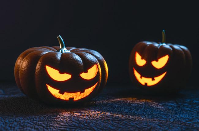 Risultati immagini per zucca di halloween