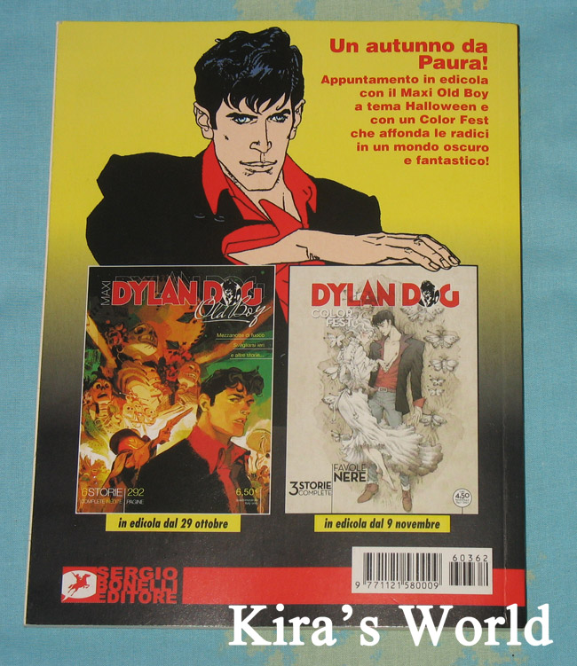 dylan dog retro
