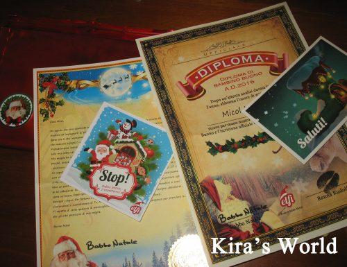 ElfiSanta, la lettera da Babbo Natale è arrivata