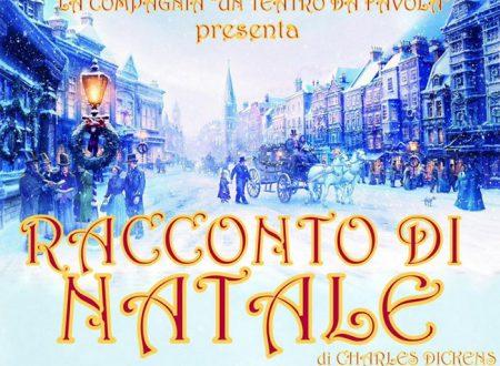 La Compagnia Un Teatro da Favola presenta Racconto di Natale