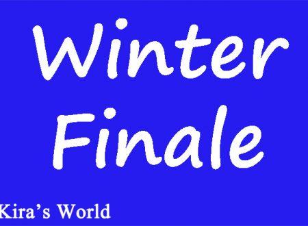 Grey's Anatomy Winter Finale