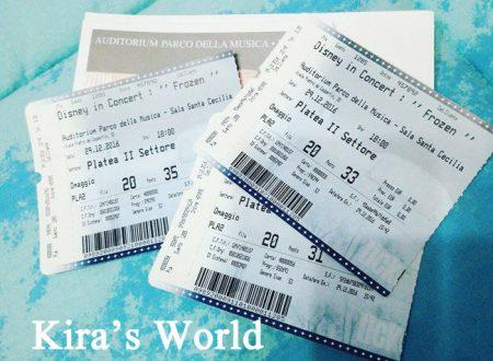 Disney in concert: Frozen, un'esperienza da provare