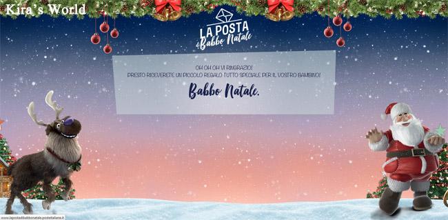 Indirizzo Di Babbo Natale Lapponia.La Posta Di Babbo Natale Offerta Ai Bambini Da Poste Italiane
