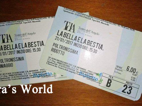 La Bella e La Bestia secondo la Compagnia Un Teatro da Favola