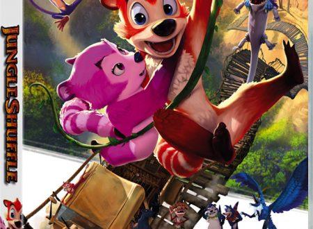Jungle Shuffle arriva in dvd e Blu-ray