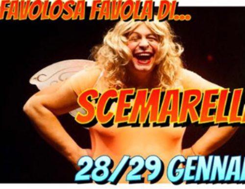 La favolosa favola di Scemarella con la Compagnia Un Teatro da Favola