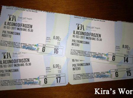 Frozen a teatro con la Compagnia Un Teatro da Favola