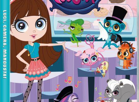 Littlest Pet Shop 2, arriva il dvd