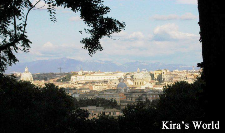 blog a Roma