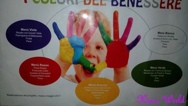 colori del benessere
