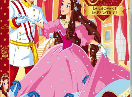 Sissi, la Giovane Imperatrice arriva in dvd