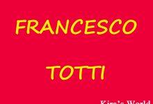 L'addio al calcio di Francesco Totti