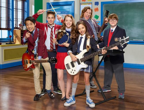 Together We Rock, la maratona su Nickelodeon