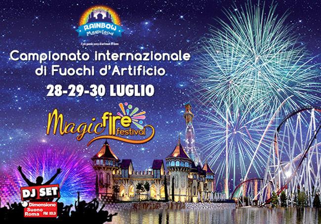 Magic Fire Festival 2017