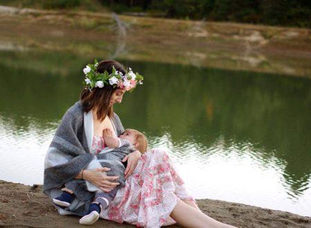 Storie di allattamento (al seno e non)