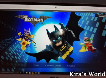 Lego Batman, il film in digital download
