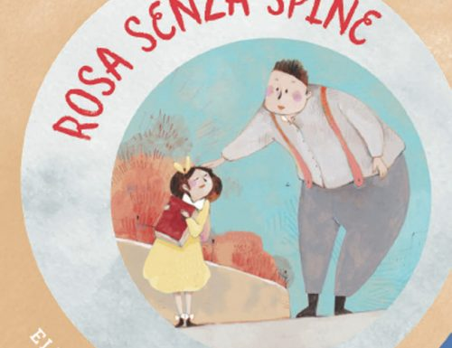 Rosa senza spine, il nuovo libro di Albe Edizioni