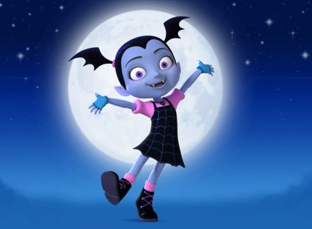 Vampirina, la prima famiglia di vampiri arriva su Disney Junior