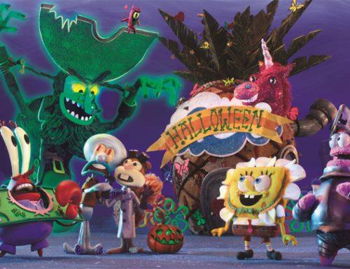 Notte di Halloween spaventosa su NickJr e Nickelodeon