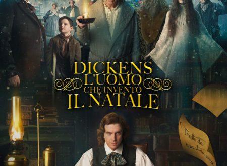 Dickens, l'uomo che inventò il Natale, arriva al cinema