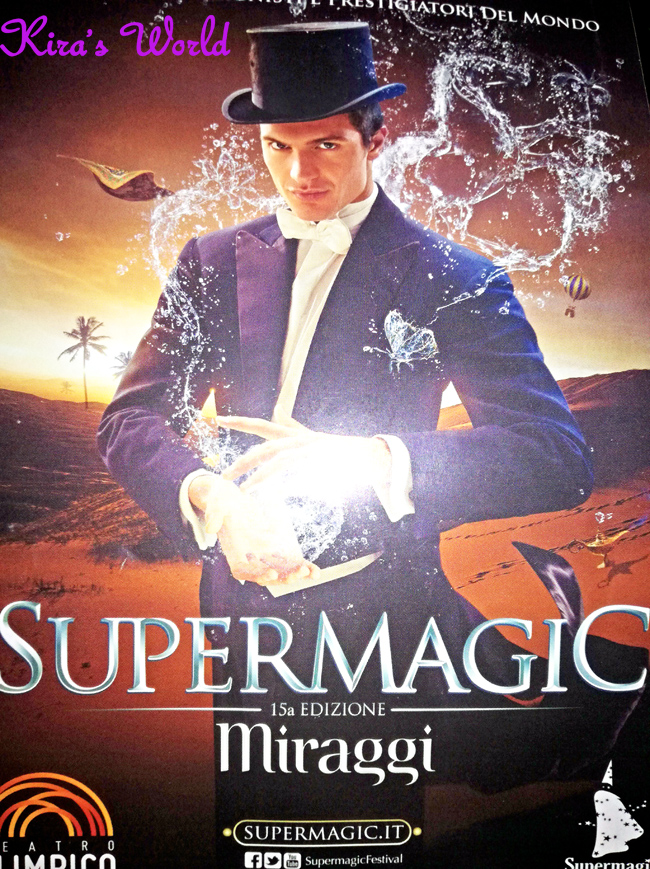 Supermagic 2018 Miraggi