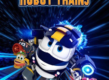 Robot Trains arriva su Cartoonito