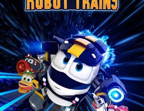 Robot Trains arriva su Cartoonito