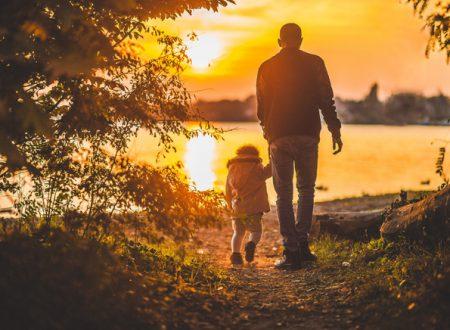 So' diventato papà, la poesia di un padre